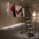 Ladders in the Desert Installation (2012)