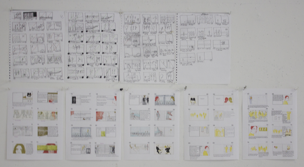 vcca studio storyboards
