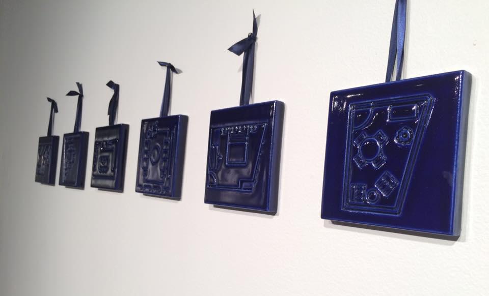 McMansion Series, 6-piece Installation