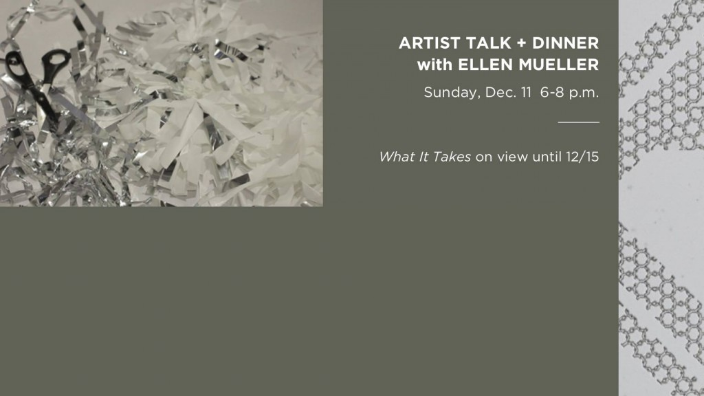 Artist Talk at Bunker Projects