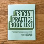 Social Practice Zines: Books
