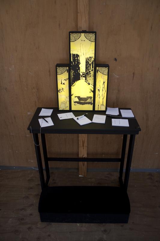 Night Depository (2010) - Altar