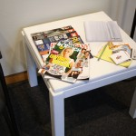 The Waiting Room - table