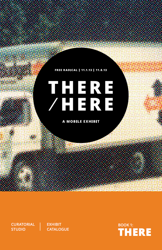 There Here Catalog Cover