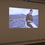 Projected loop of Monotonize Video Series