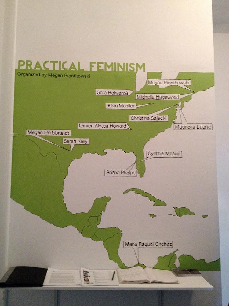 Practical Feminism Map