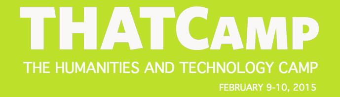 THATCamp banner