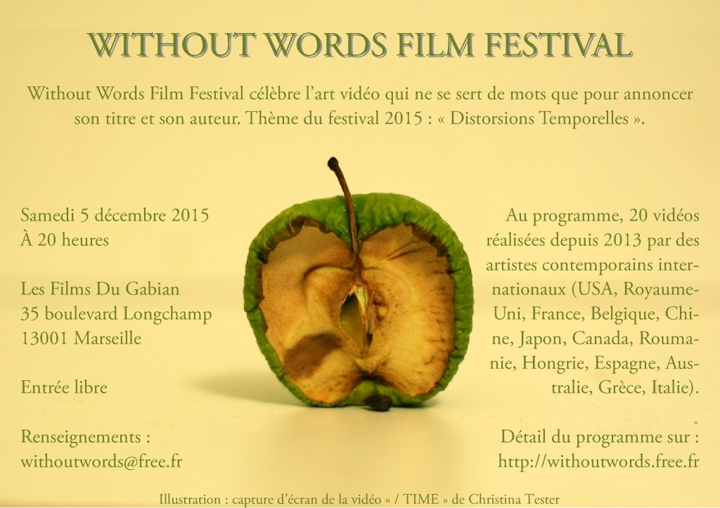 Without Words Film Festival