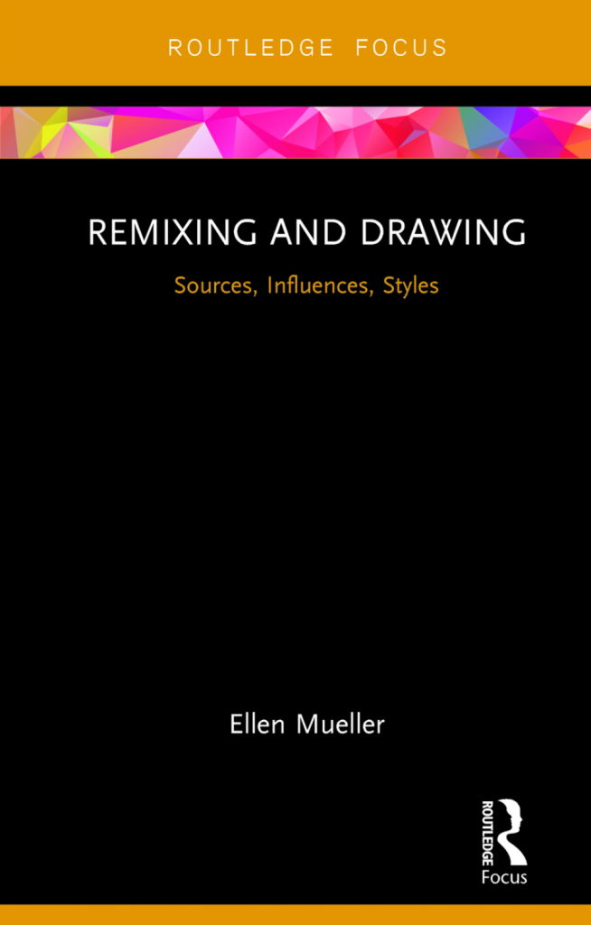 Remixing And Drawing Cover