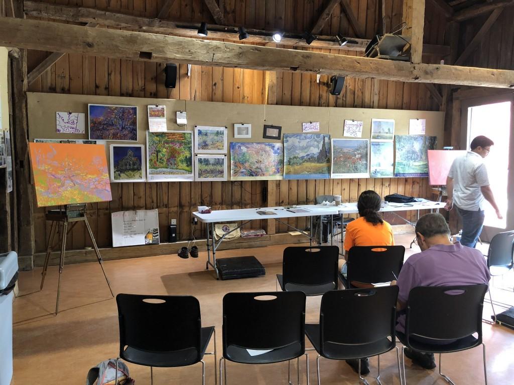 Impressionism Workshop with Dmitri Wright
