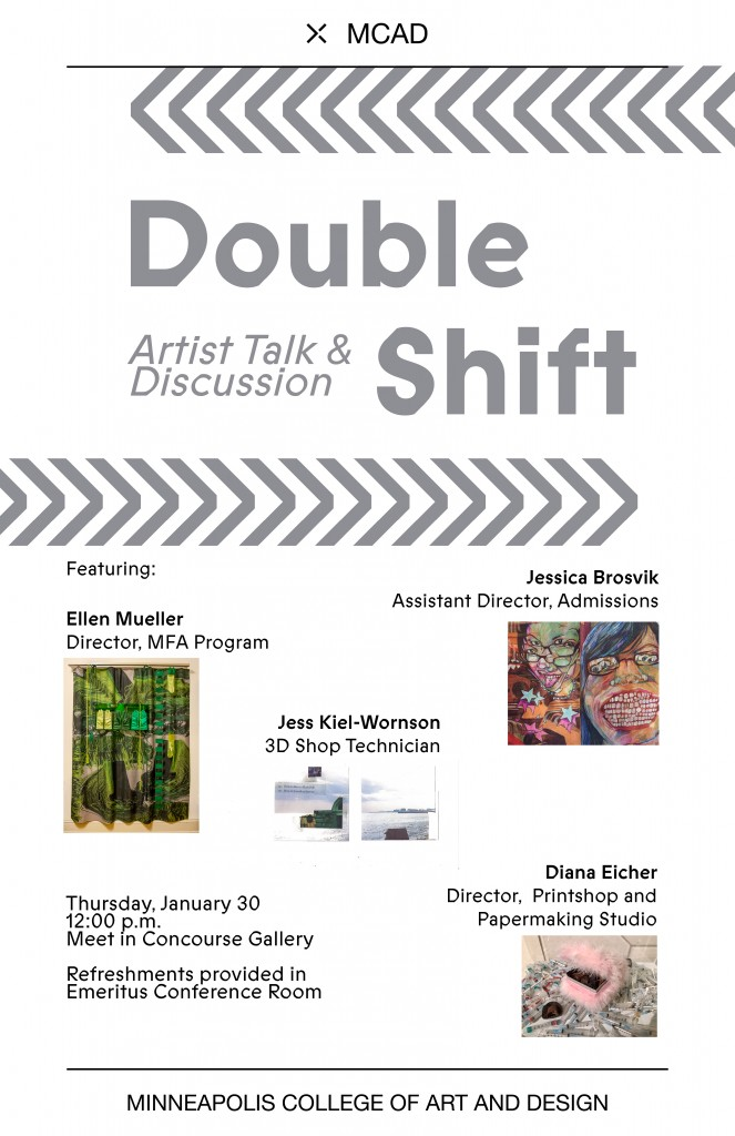 Double Shift Discussion Poster
