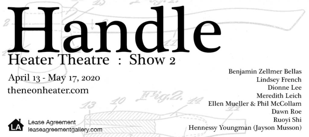 Handle - Show Banner
