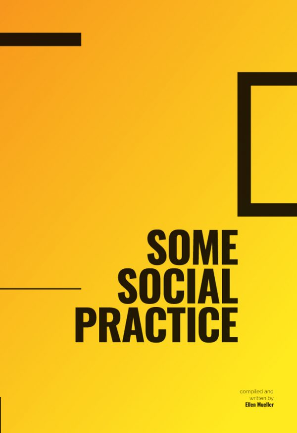 Some Social Practice - front cover